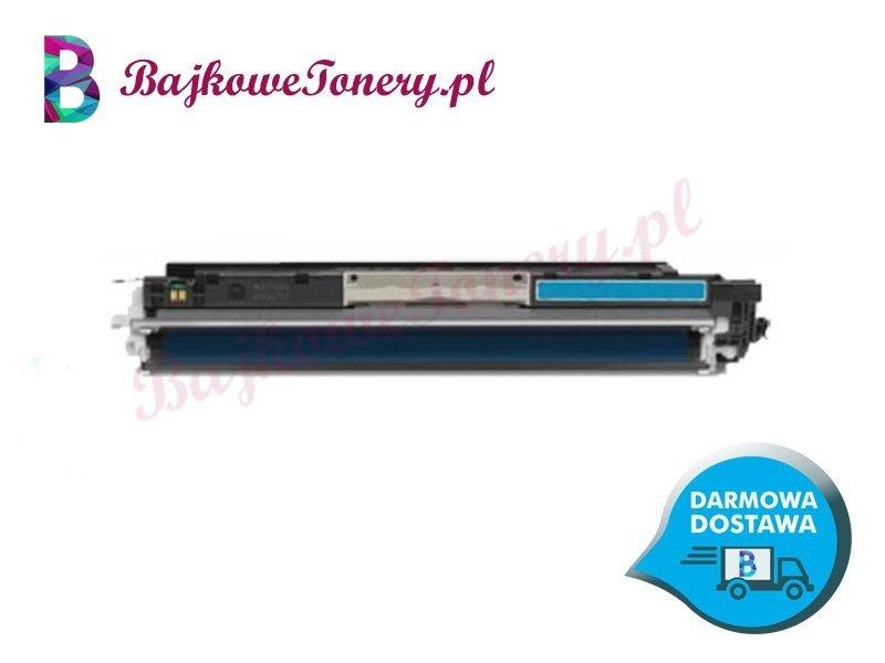 Toner HP CE311A Zabrze www.BajkoweTonery.pl