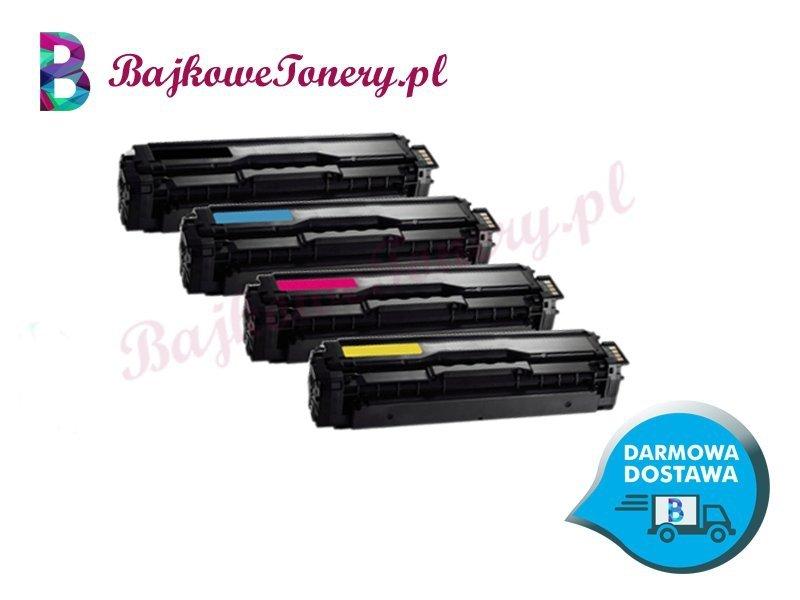 Toner Samsung CLT-Y504S Zabrze www.BajkoweTonery.pl