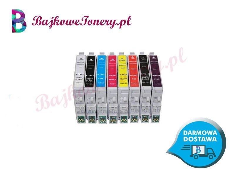 Komplet Epson T159 R2000 Zabrze www.BajkoweTonery.pl