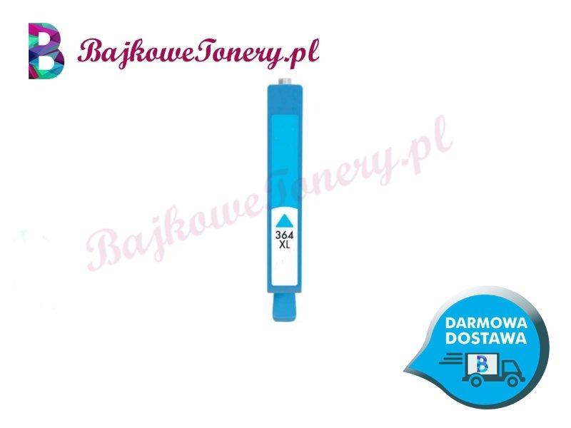 HP 364XL Cyan Zabrze www.BajkoweTonery.pl