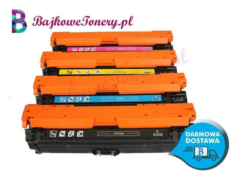 HP CE740A www.BajkoweTonery.pl