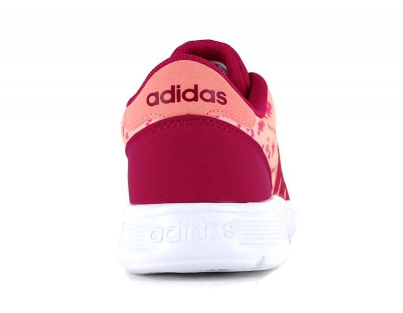 Buty adidas damskie lite racer k f99307 różowe Zdjęcie na