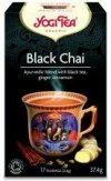 HERBATA CZARNA BLACK CHAI Z IMBIREM I CYNAMONEM BIO (17 x 2,2 g) - YOGI TEA