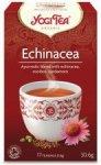 YOGI TEA bio herbata ziołowa ECHINACEA 17szt