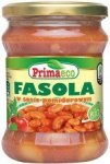 FASOLKA W POMIDORACH BIO 440 g - PRIMAECO