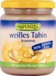 RAPUNZEL bio masło sezamowe tahina BIAŁA 250g