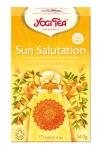 Herbatka Sun salutation powitanie Słońca 17x2g Yogi Tea