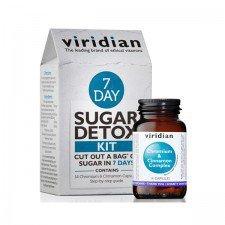 VIRIDIAN suplement sugar DETOX 14szt