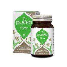 PUKKA bio suplement dla skóry GLOW 30szt