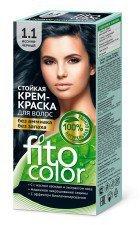 FITOCOLOR farba do włosów 1.1 NIEBIESKO-CZARNY