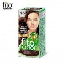 FITOCOLOR farba do włosów 4.3 CZEKOLADA