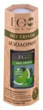DEZODORANT DEO CRYSTAL 100% NATURALNY 50 ml - EO LABORATORIE