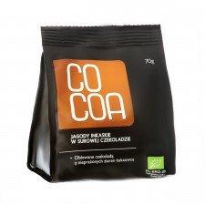 COCOA bio jagody w czekoladzie INKASKIE 70g