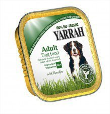 YARRAH bio karma dla psa VEGE 150g