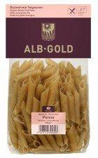 ALB-GOLD bio bezglutenowy makaron ryżowy PENNE 250g