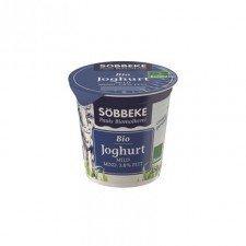 SOBBEKE bio jogurt 3,8% NATURALNY 150g