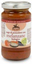 ALCE NERO bio sos pomidorowy BAKŁAŻAN 200g