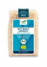 BIO PLANET bio ryż pełnoziarnisty OKRĄGŁY 500g