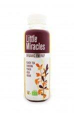 LITTLE MIRACLES bio napój czarna herbata BRZOSKWINIA 330ml