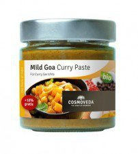 COSMOVEDA pasta CURRY 175g