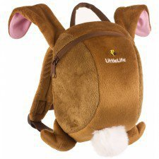 LITTLE LIFE plecak animal 1-3l KRÓLIK