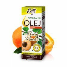 ETJA naturalny olej kosmetyczny MORELA 50ml