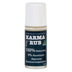 Dezodorant Magnezowy 50 ml Karma Rub