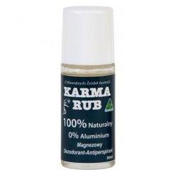 Dezodorant Magnezowy 50 ml Karma Rub