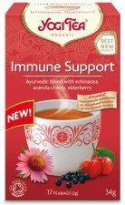YOGI TEA bio herbata ziołowa ODPORNOŚĆ  Immune Support 17szt