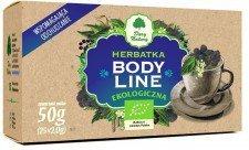 HERBATKA BODY LINE BIO (25 x 2 g) - DARY NATURY