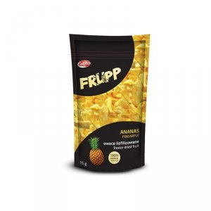 Ananas z owoców liofilizowanych 15 g Intenson