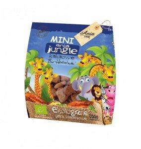 Herbatniki Mini kakaowe BIO 100 g