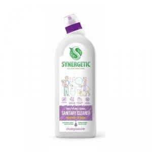 Żel do czyszczenia toalet biodegradowalny lawenda 0,7 LSynergetic