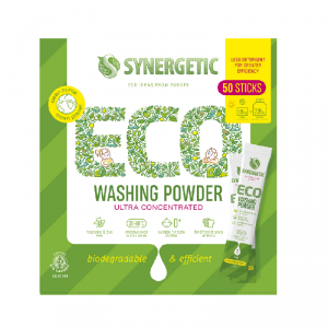 Koncentrat proszku do prania biodegradowalny 50 prań Synergetic