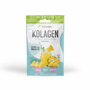 Kolagen o smaku ananasowym 11,2g Intenson