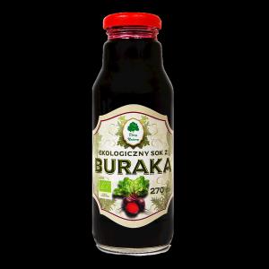 SOK Z BURAKA BIO 270 ml - DARY NATURY