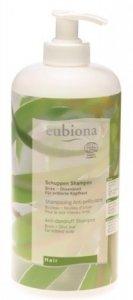 Szampon przeciwłupieżowy z liściem brzozy i liściem oliwnym 500 ml Eubiona