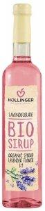 SYROP LAWENDOWY BIO 500 ml - HOLLINGER
