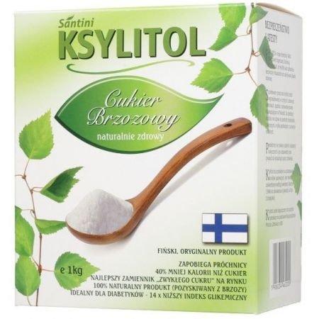SANTINI cukier brzozowy KSYLITOL 1kg