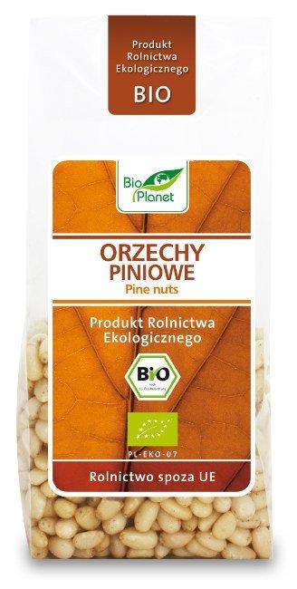 BIO PLANET bio orzechy PINIOWE 100g