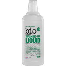 BIO-D hypoalergiczny płyn do zmywania BEZZAPACHOWY 750ml