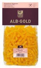 ALB-GOLD bio bezglutenowy makaron FUSILLI 250g