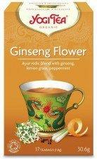 YOGI TEA bio herbata ŻEŃSZEŃ 17x 1,8