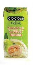 COCOMI bio woda kokosowa GUAWA 330ml