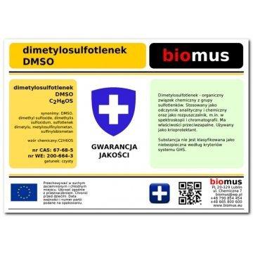 DMSO. Dimetylosulfotlenek 5L