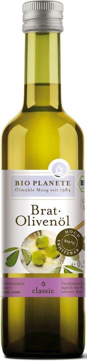 oliwa z oliwek do SMAŻENIA 500ml BIO PLANETE