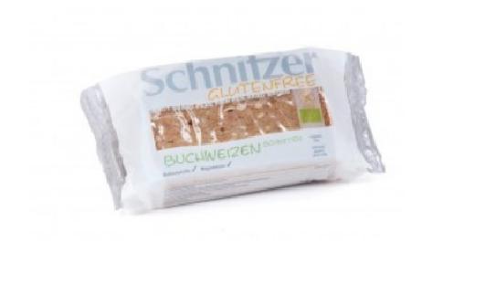 SCHNITZER bio chleb bezglutenowy GRYCZANY 250g