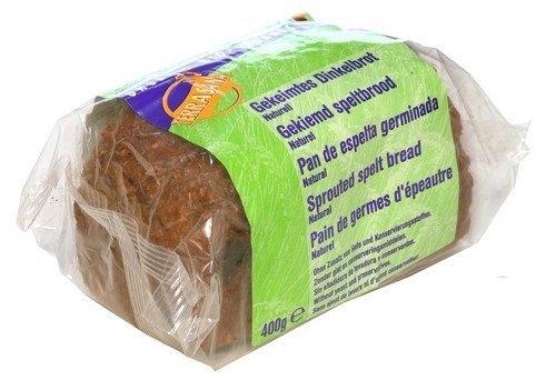 TERRASANA bio chleb esseński ORKISZOWY 400g
