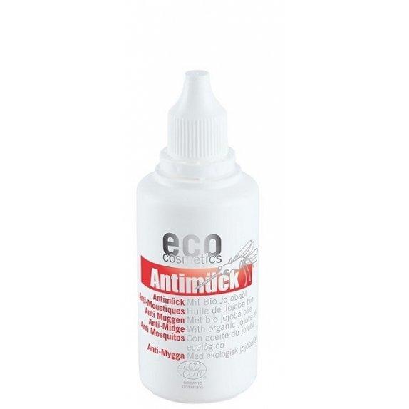 Olejek na komary z bio olejkiem jojoba Eco Cosmetics 50 ml