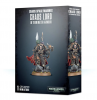 Warhammer 40K - Chaos Space Marines Chaos Lord in Terminator Armour